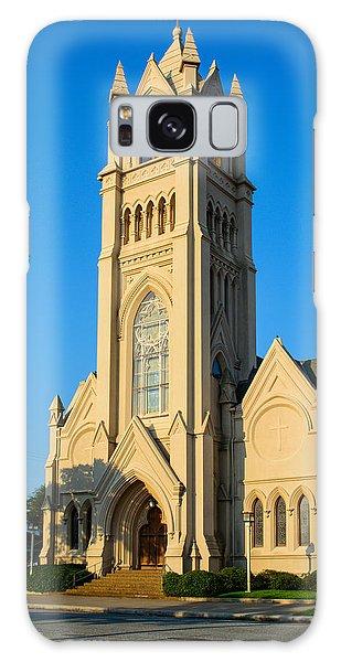 Saint Patrick Catholic Church Of Galveston Galaxy Case