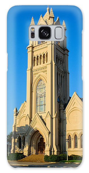 Saint Patrick Catholic Church Of Galveston Galaxy Case