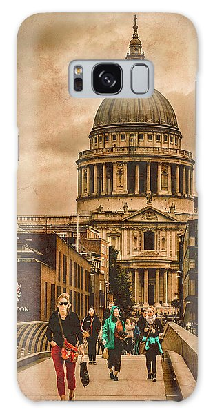 London, England - Saint Paul's In The City Galaxy Case