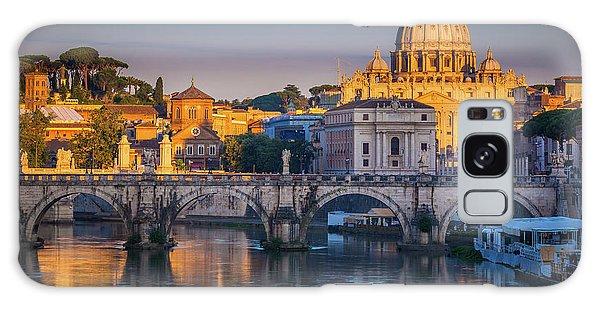 Saint Peters Basilica Galaxy Case