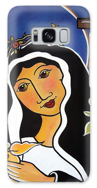 Saint Rita - Patron Of Impossible Causes Galaxy Case