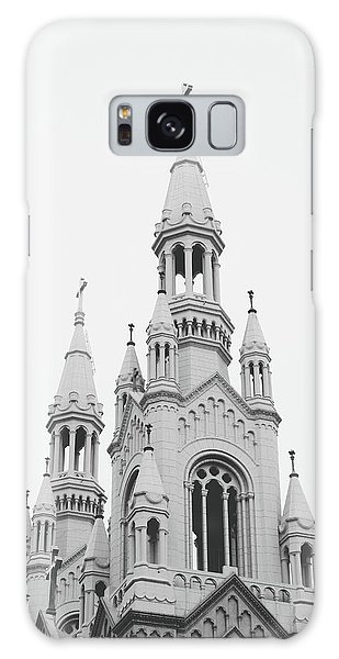 Faded Galaxy Case - Saints Peter And Paul Church 1- By Linda Woods by Linda Woods