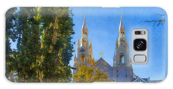 Saints Peter And Paul Church Galaxy Case