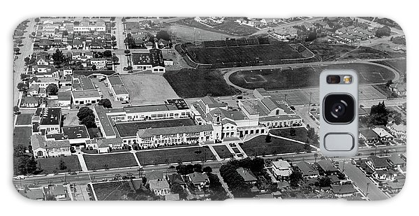 Salinas High School 726 S. Main Street, Salinas Circa 1950 Galaxy Case