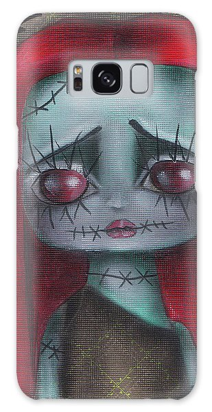 Sally Girl Galaxy Case by Abril Andrade Griffith
