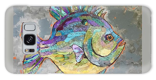 Sally Sunfish Galaxy Case