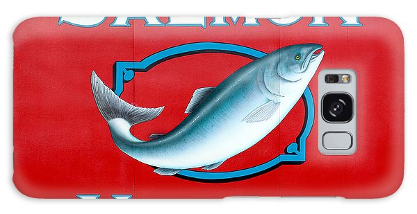 Salmon Nation Galaxy Case