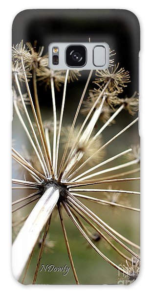 Salsify Stems Galaxy Case