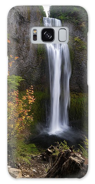 Salt Creek Falls Galaxy Case