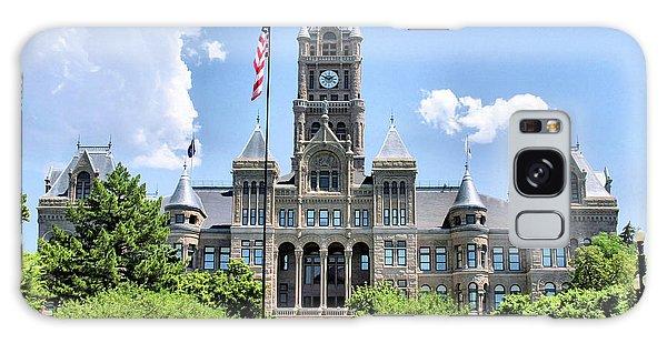 Salt Lake City County Building Galaxy Case