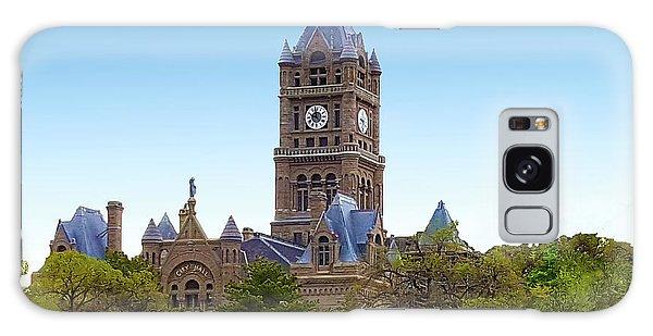 Salt Lake City Hall Galaxy Case
