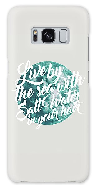 Salt Water Galaxy Case