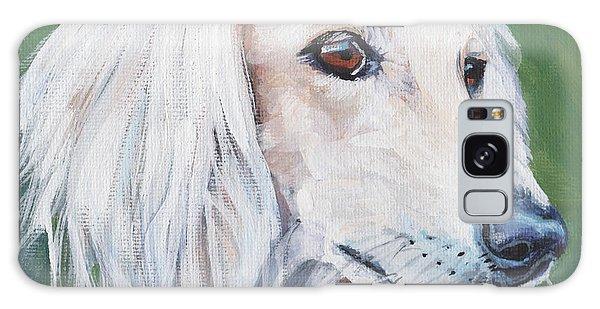 Sighthound Galaxy Case - Saluki Sighthound by Lee Ann Shepard