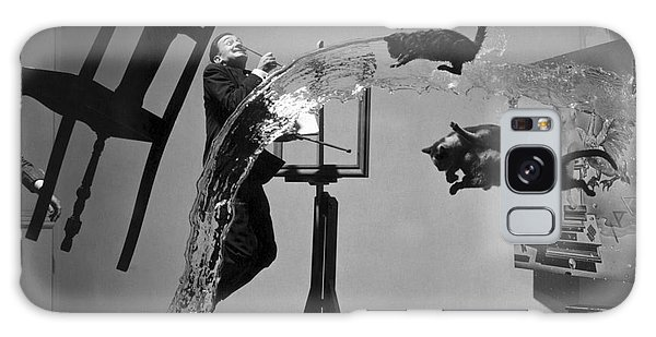 Salvador Dali 1904-1989 Galaxy Case