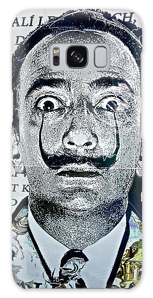 Salvador Dali Galaxy Case