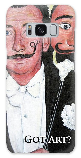 Salvador Dali Galaxy Case