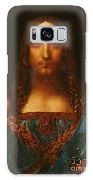 Salvator Mundi Galaxy Case