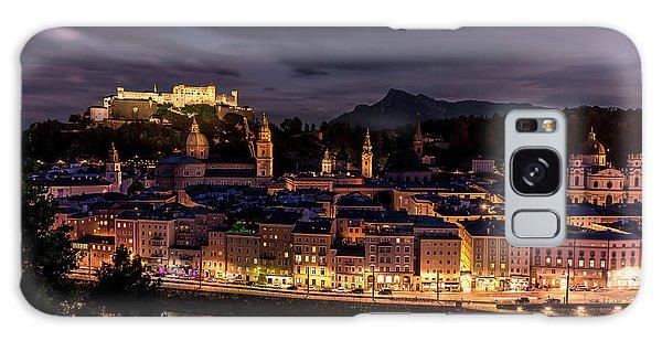 Galaxy Case featuring the photograph Salzburg Austria by David Morefield