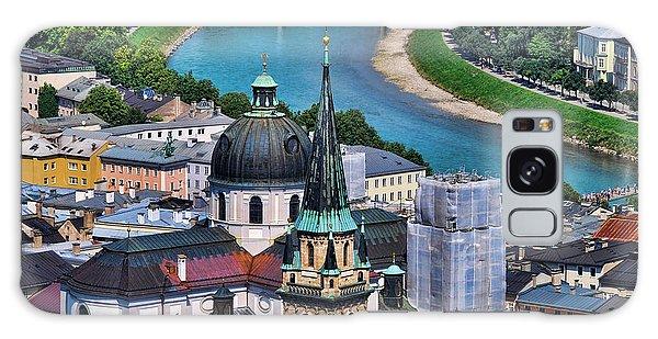 Salzburg Austria Europe Galaxy Case
