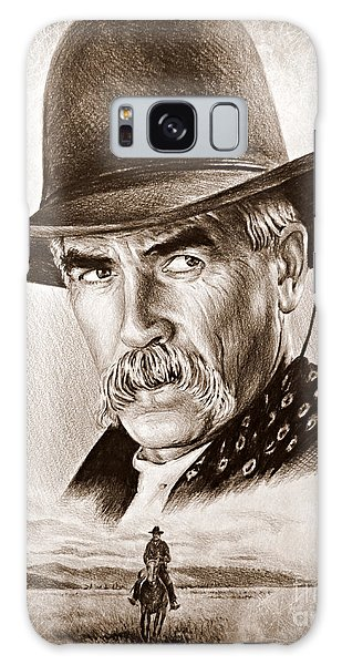 Sam Elliot The Lone Rider Galaxy Case