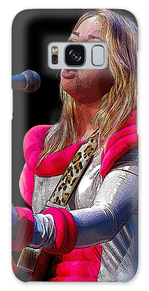 Samantha Fish Galaxy Case