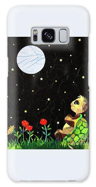 Sammy's Solitude Galaxy Case by Diane Miller