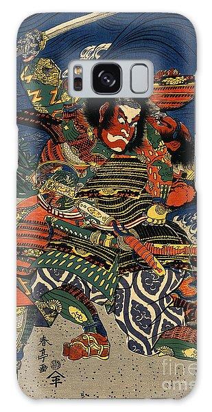 Samurai Warriors Battle 1819 Galaxy Case by Padre Art