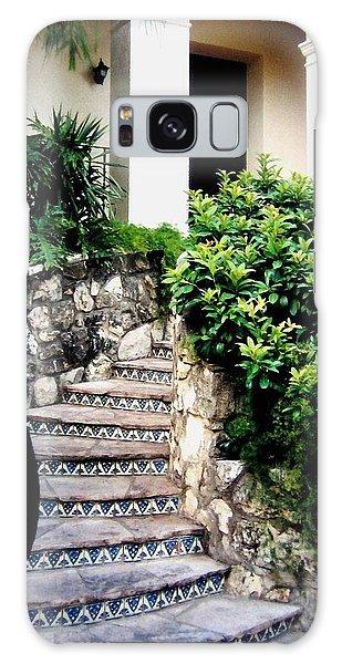 San Antonio Stairway Galaxy Case