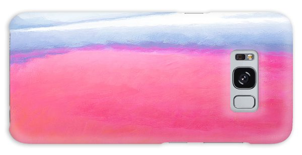 San Blas Sunrise Galaxy Case by Angela Treat Lyon
