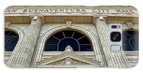 San Buenaventura City Hall Galaxy Case
