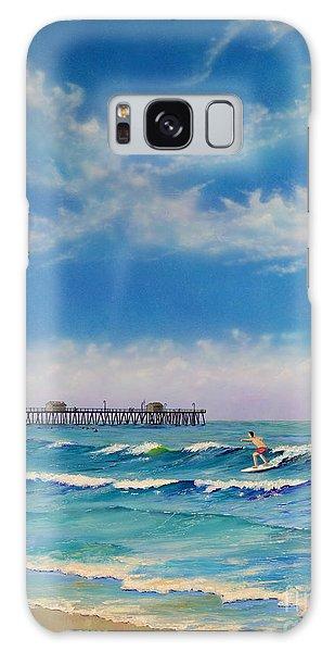 San Clemente Surf Galaxy Case