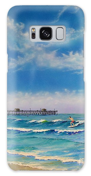 San Clemente Surf Galaxy Case