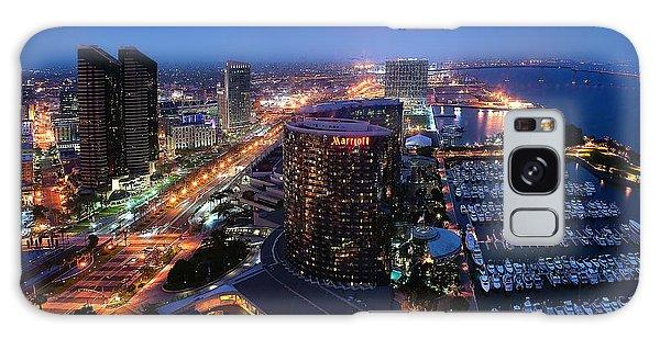 San Diego Bay Galaxy Case