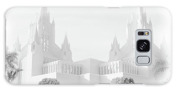 San Diego Lds Temple Galaxy Case