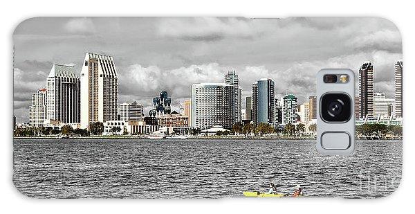 San Diego Skyline Galaxy Case