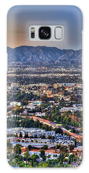 San Fernando Valley Vertical Galaxy Case