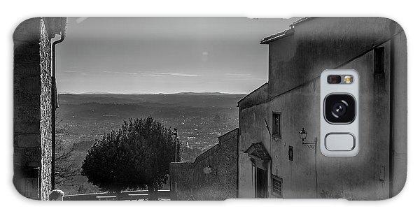 San Francesco Monastery - Fiesole, Italia. Galaxy Case