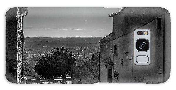 San Francesco Monastery - Fiesole, Italia. Galaxy Case by Sonny Marcyan