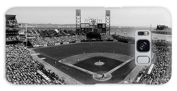 San Francisco Ballpark Bw Galaxy Case
