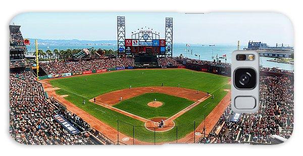 San Francisco Ballpark Galaxy Case