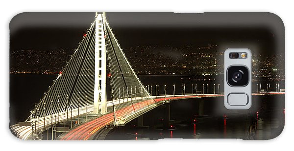 San Francisco Bay Bridge New East Span Galaxy Case