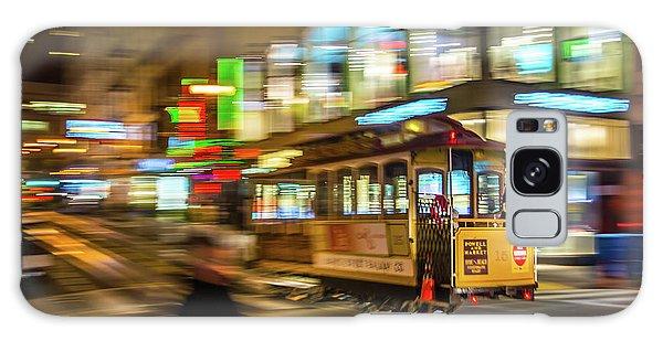 San Francisco Cable Car Galaxy Case