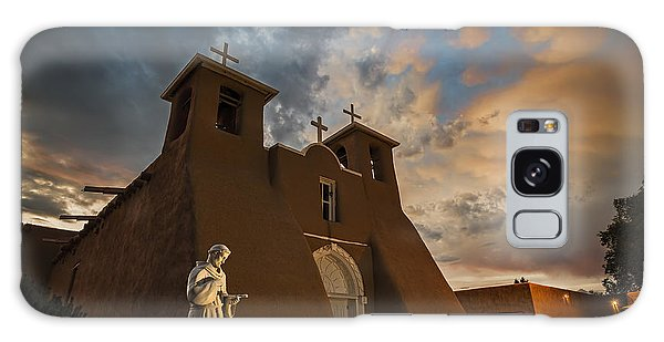 San Francisco De Assisi Mission Galaxy Case