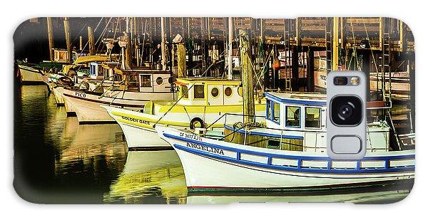 San Francisco Fisherman's Wharf Galaxy Case
