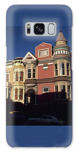 San Francisco Haight Ashbury - Photo Art Galaxy Case