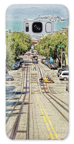 San Francisco Hyde Street View Galaxy Case