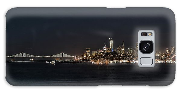 San Francisco Night Galaxy Case