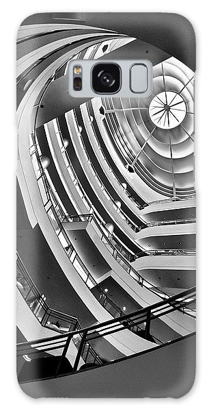San Francisco - Nordstrom Department Store Architecture Galaxy Case