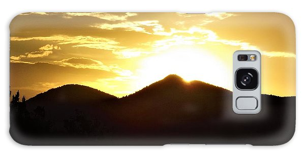 San Francisco Peaks At Sunset Galaxy Case