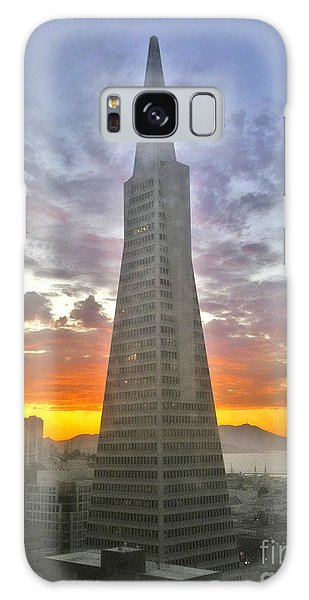 San Francisco Pyramid Galaxy Case